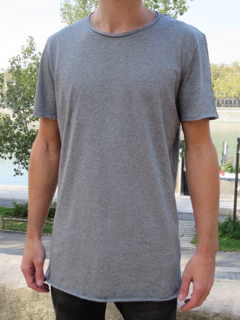 T-shirt personnalisé Noël - T-shirt oversize - Atelier du Quai