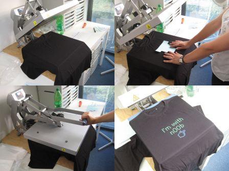 t shirt floqu vs t shirt imprim atelier du quai. Black Bedroom Furniture Sets. Home Design Ideas