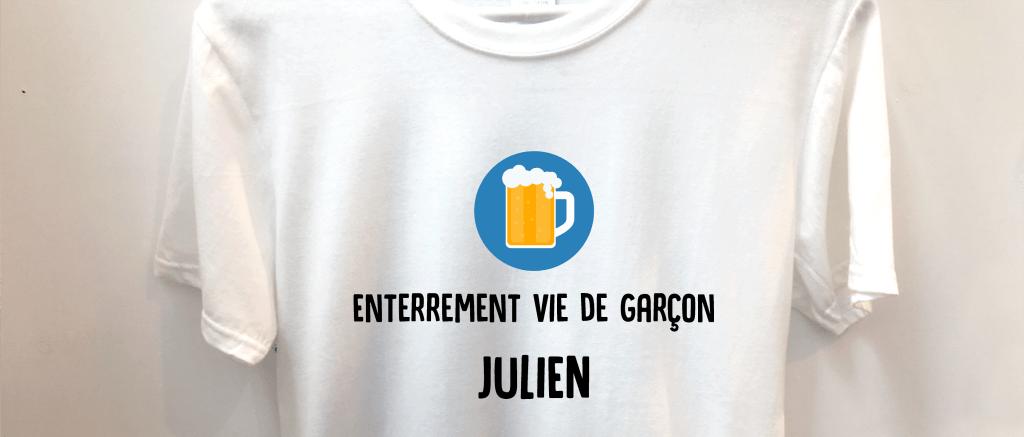 T-shirts EVG - Atelier du Quai