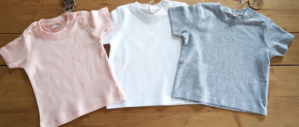 Cadeau bébé personnalisé - T-shirt bébé - Atelier du Quai