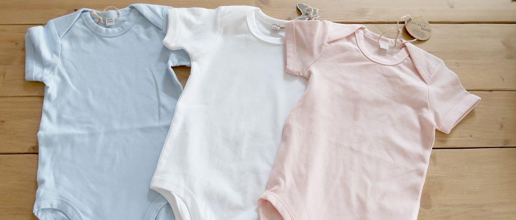 Cadeau bébé personnalisé - Body bébé personnalisé - Atelier du Quai