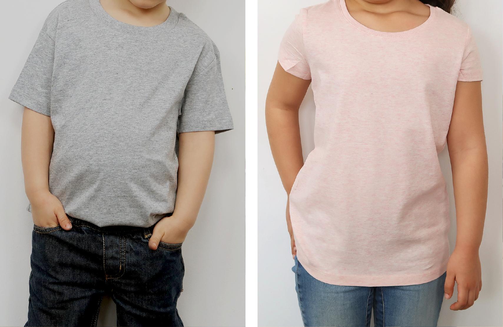 T-shirt Noël personnalisé - T-shirt enfant personnalisé - Atelier du Quai