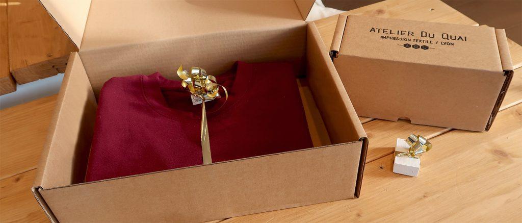Boites Cadeaux de Noël - Atelier du Quai