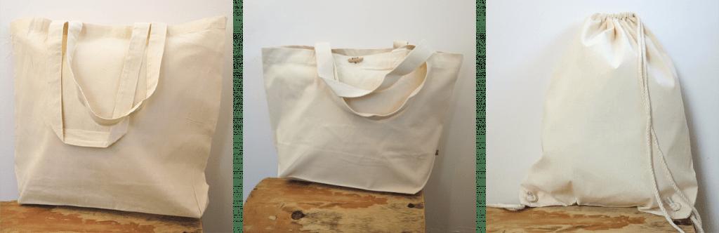Accessoires personnalisés Noël - Les sacs - Atelier du Quai