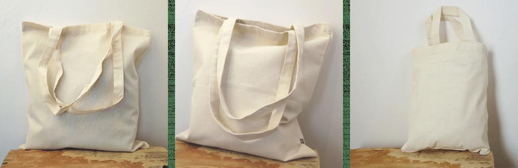 Tote bags personnalisés association - Atelier du Quai