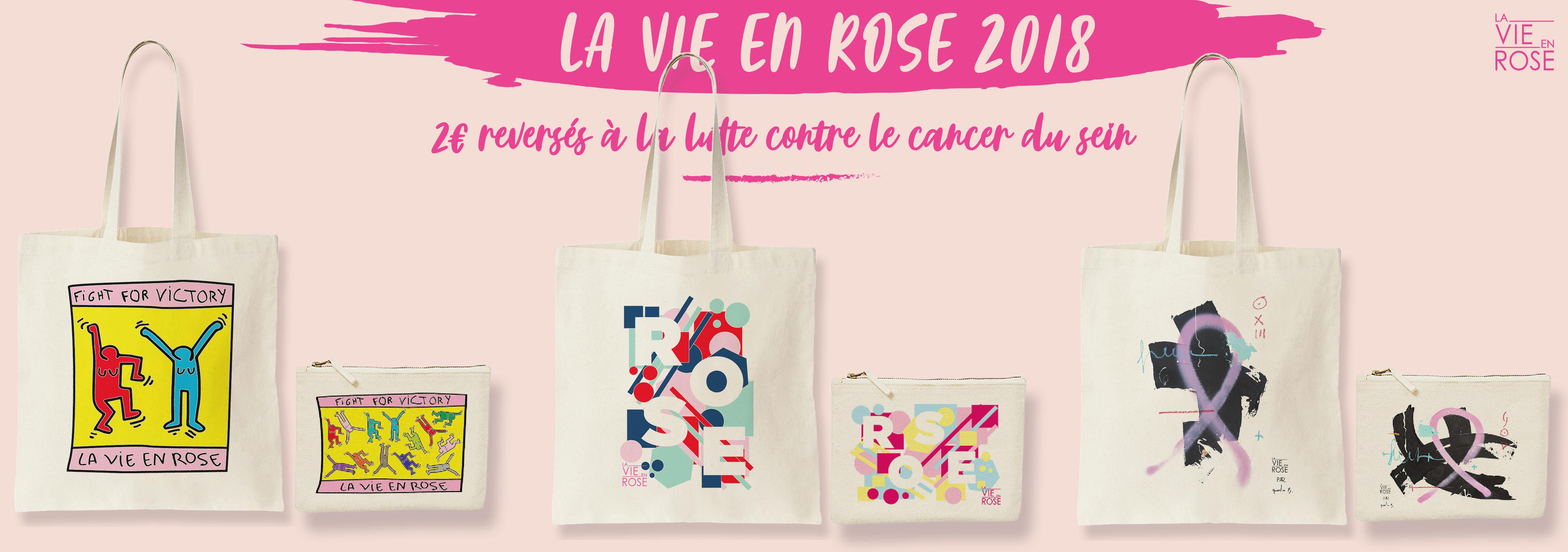 La vie en rose 2018 - Atelier du Quai