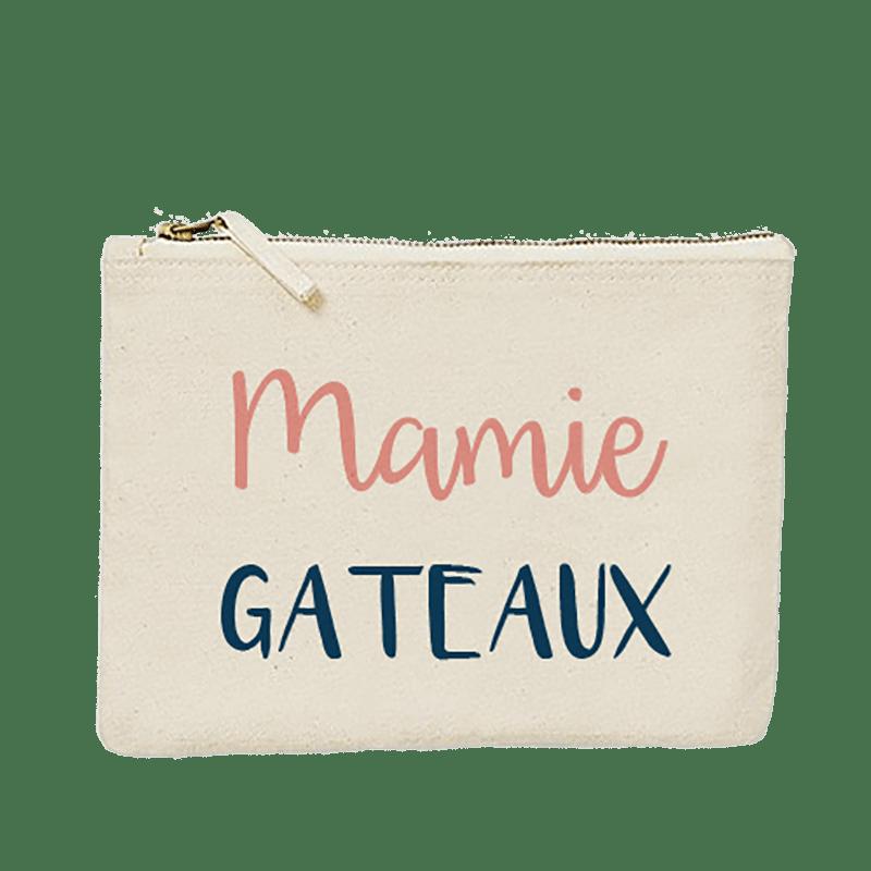 Cadeau Noël Femme personnalisé - Pochette personnalisée - Atelier du Quai
