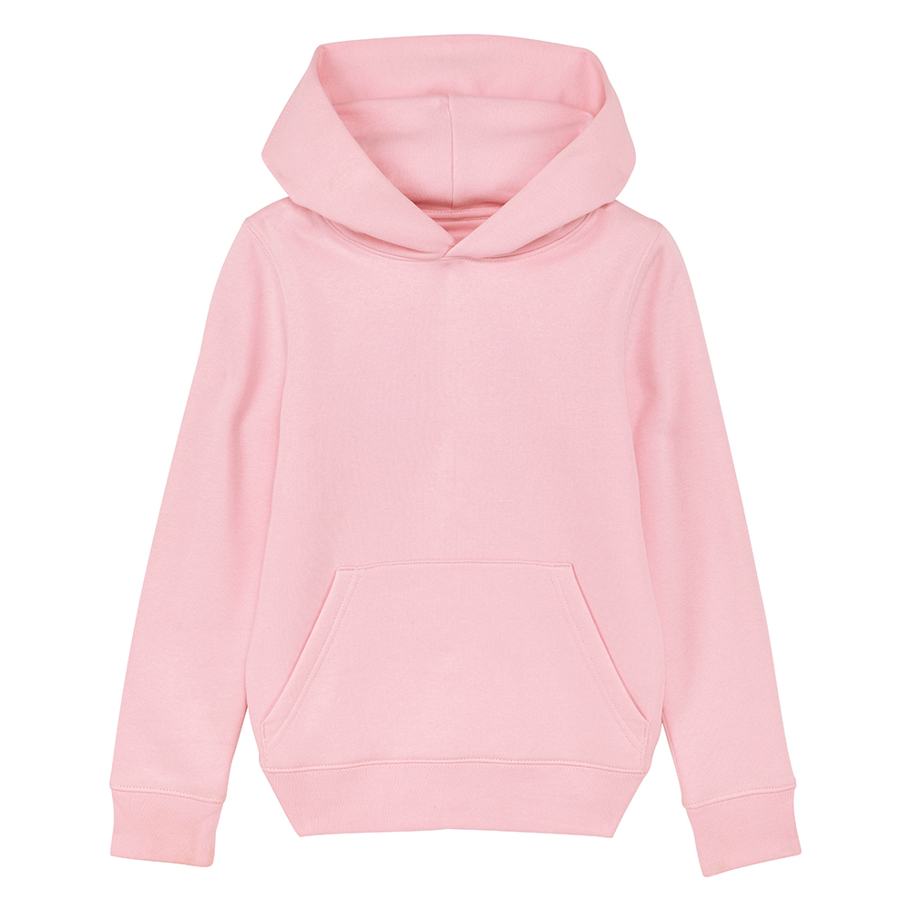 Sweat enfant personnalisable - Sweat capuche rose - Atelier du Quai