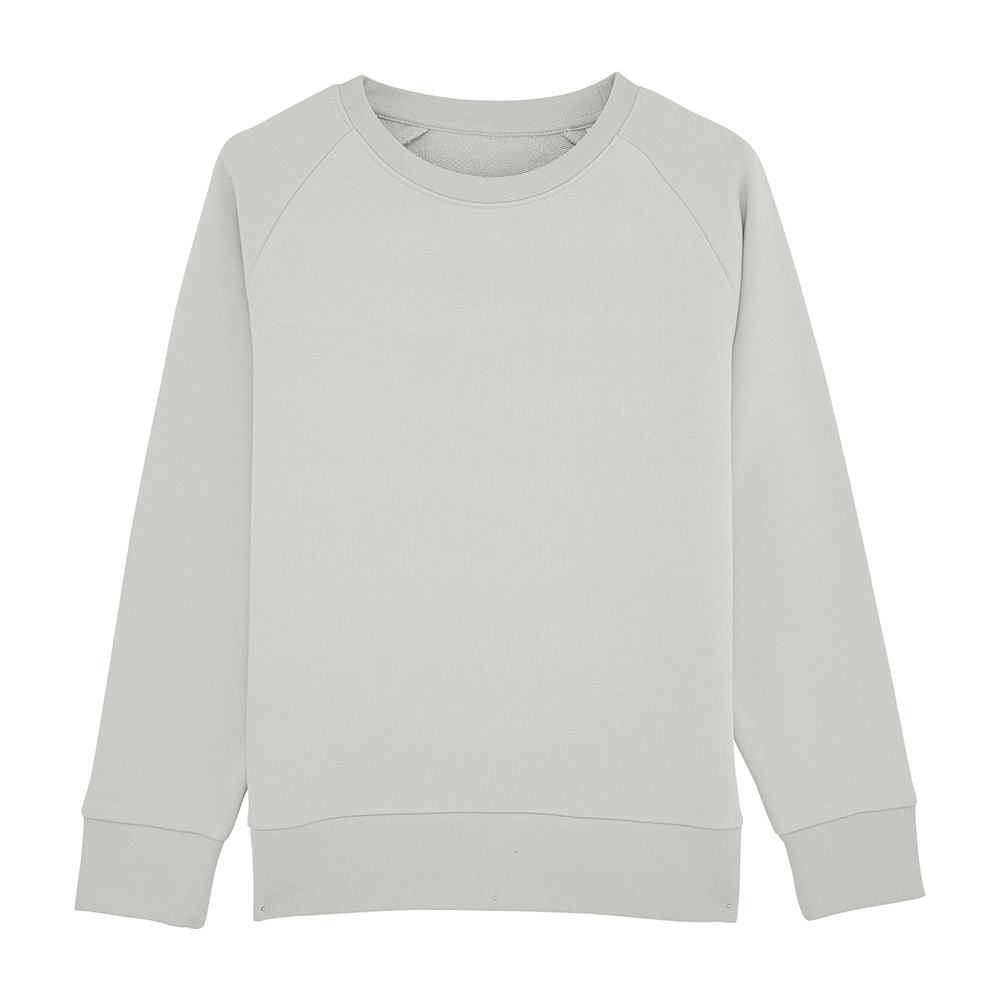 Sweat enfant personnalisable - Sweat col rond opaline - Atelier du Quai