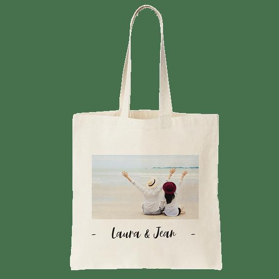 Idées cadeau personnalisé Saint Valentin - Tote Bag - Atelier du Quai