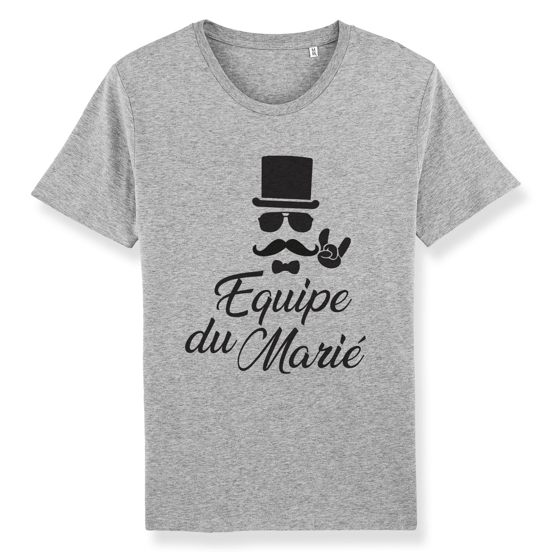 T-shirts EVG - Equipe du marié - Atelier du Quai