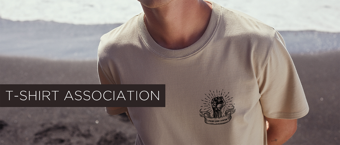 T-shirt association - Atelier du Quai