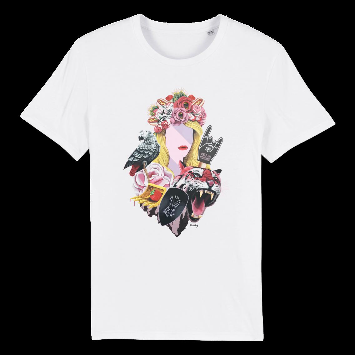 Rauky tshirt - Atelier du Quai