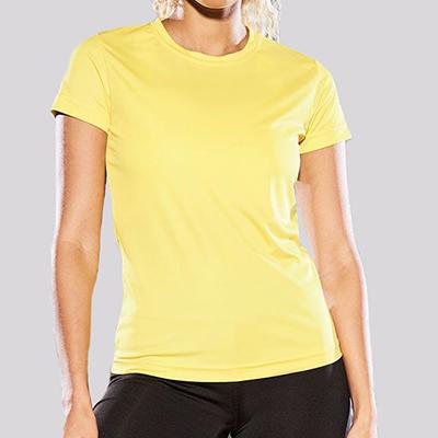 T-shirt Femme Personnalisé - T-shirt de sport - Atelier du Quai