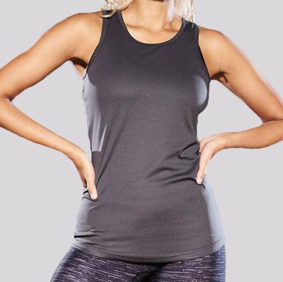 T-shirt Femme Personnalisé - Débardeur de sport - Atelier du Quai