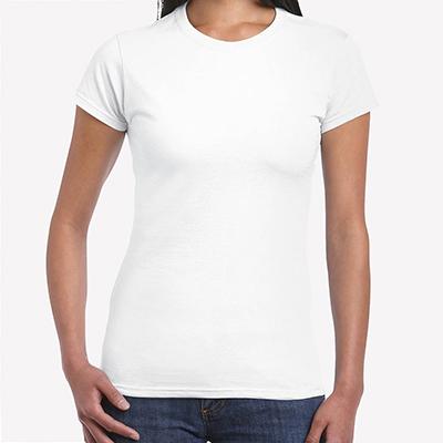 T-shirt personnalisé Femme - T-shirt classique col rond - Atelier du Quai