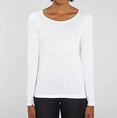 T-shirt personnalisé Femme - T-shirt manches longues - Atelier du Quai
