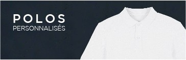 Polos personnalisés - Atelier du Quai