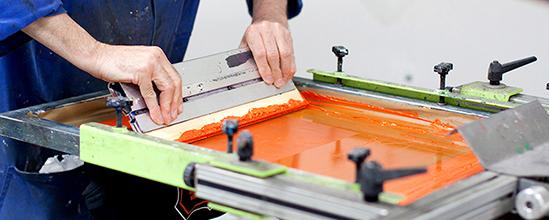 Marquage textile Lyon - Sérigraphie - Atelier du Quai