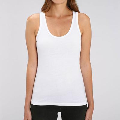 T-shirt personnalisé Femme - débardeur - Atelier du Quai