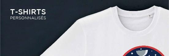 T-shirt personnalisés - Atelier du Quai