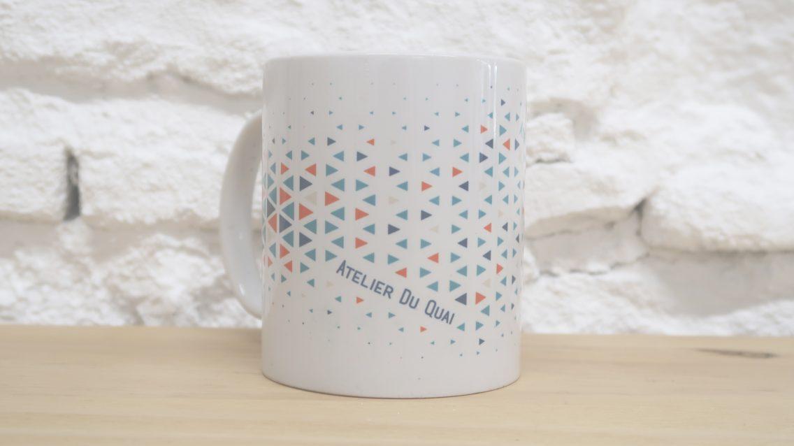 mug personnalisé lyon - Atelier du quai